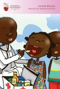 Presente Solidário 2011 para a Guiné-Bissau