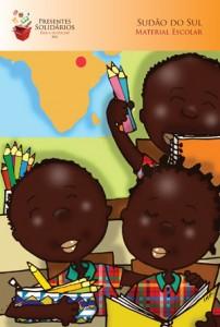 Presente Solidário 2011 para o Sudão do Sul