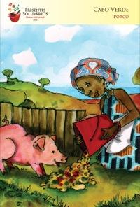 Presente Solidários 2010 para Cabo-Verde