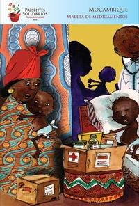 Presente Solidário 2010 para Moçambique