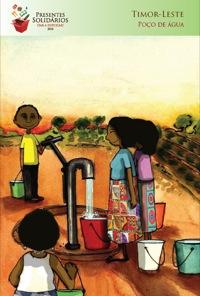 Presente Solidário 2010 para Timor-Leste