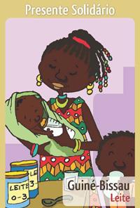 Presente Solidário 2009 para a Guiné-Bissau