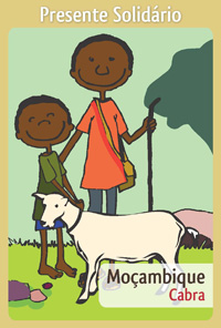 Presente Solidário 2009 para Moçambique