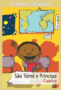 Presente Solidário 2009 para São Tomé e Príncipe