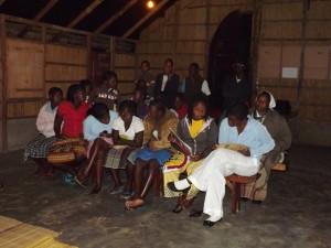 Presente Solidário 2011 - Moçambique