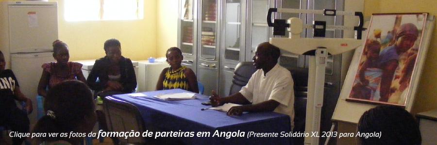 Entrega dos Presentes Solidários 2013 - Angola XL