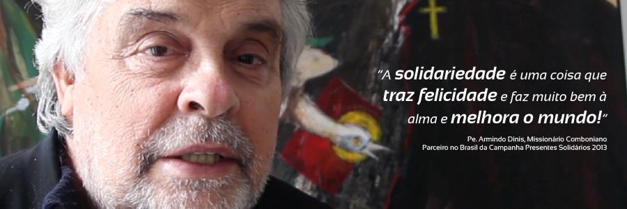 Entrega dos Presentes Solidários 2013 - Brasil