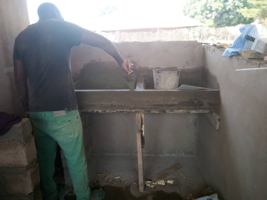 Obras IV. Utilização do cimento